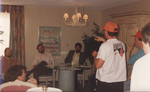 AAPI 1st Board meeting Sams Town LV, NV Feb. 1991