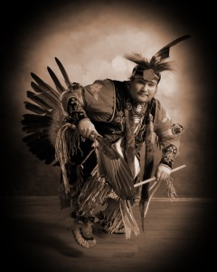 19 - Best Native American Themed Portrait ~ Holly Stewart, Professor Bellows Photos MOA